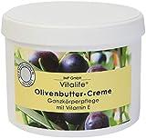 Olivenöl Ganzkörperpflege Olivenbutter-Creme 500ml m. Vitamin E