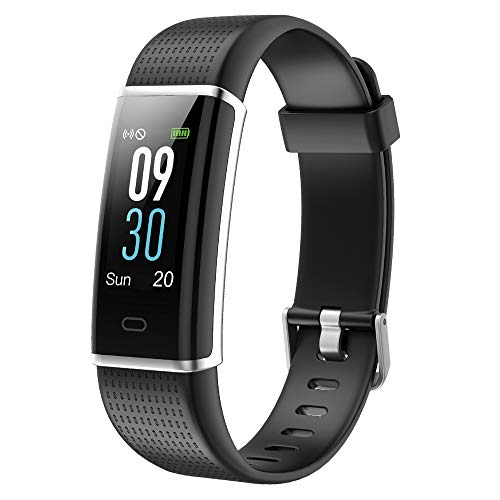 Willful Fitness Orologio Activity Tracker Impermeabile IP67 Cardiofrequenzimetro da Polso Smartband...