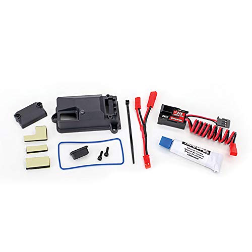 Traxxas 2262 Complete High Output RC Vehicle Battery Eliminator Circuit BEC DIY Installation Kit for TRX-4 and TRX-6 Models