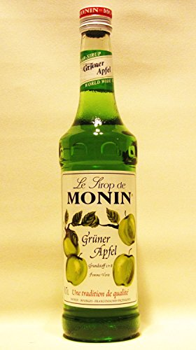 Monin Grüner Apfel Sirup 0,7 Liter