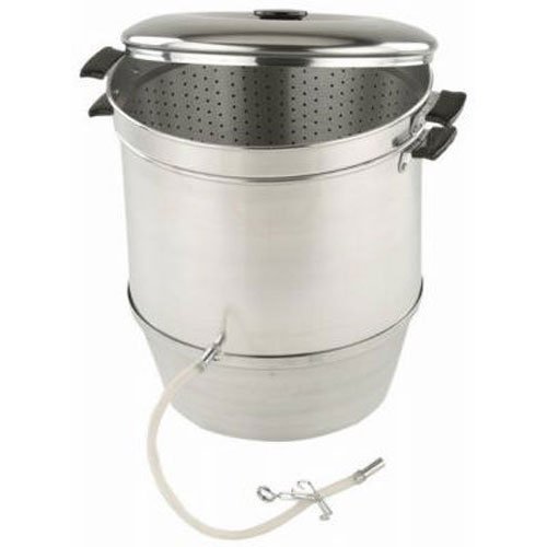 Back to Basics Aluminum Steam Juicer - A12 (Discontinued by Manufacturer)