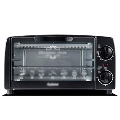 LYQ Elektrische bakoven voor huishouden, mini, multifunctioneel, oven, keuken, retro, elektrisch, met multifunctionele kookfunctie