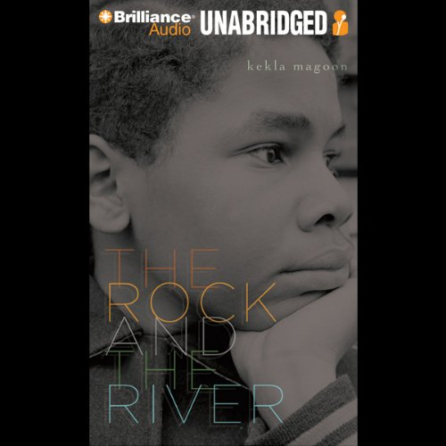 The Rock and the River audiobook cover art