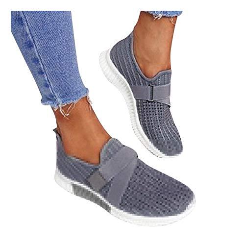 Zapatillas De Deporte Mujer Zapatillas De Malla Zapatillas De Deporte De Mujer Verano Zapatos para Correr Mujer