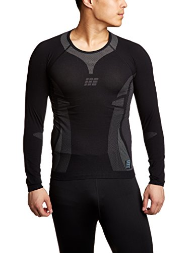 CEP medi GmbH & Co. KG W3036 - CEP active ultralight shirt, l 301 black L