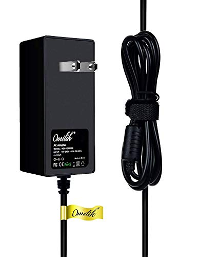 Best Buy! Omilik 6FT Wall Charger AC Power Adapter for 2544 Wagan Tech 500 AMP Jump Starter EL2544