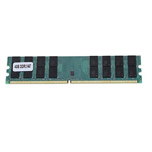 Módulo de Memoria DDR2, Memoria de computadora Transmisión sin pérdidas RAM DDR2 4GB, 240 Pin DDR2, Transmisión de Datos RAM DDR2 para computadora de Escritorio AMD