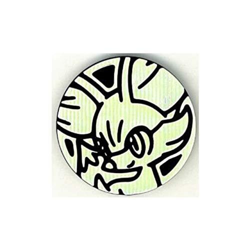 ポケモンカードゲーム ポケモンコイン [フォッコ] POKEMON SILVER CLEAR FENNEKIN COIN