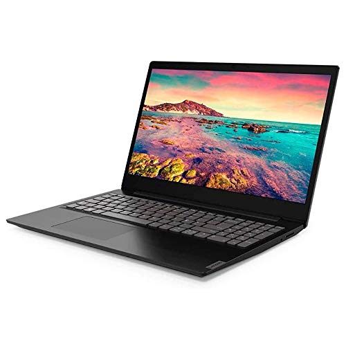 "Notebook Lenovo BS145 i5-8265U 8GB 256GB SSD Windows 10 Pro 15,6"" HD 81V80006BR Preto"