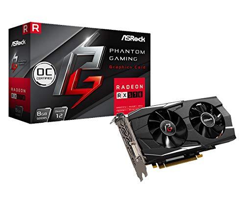 Asrock Radeon RX 570 D Phantom Gaming D OC 8GB GDDR5