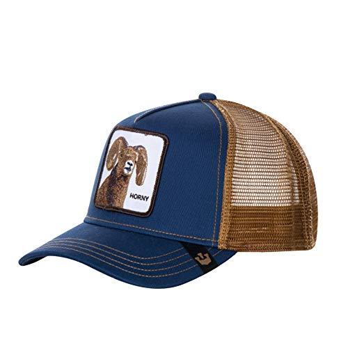 Goorin Bros. Baseballmütze für Herren, Snapback-Stil, modisch und originell Gr. Einheitsgröße, Horny