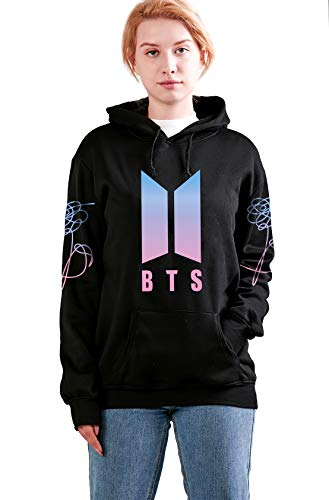 Dolpind Kpop Hoodie Love Yourself Persona Sweatershirt SUGA Jimin Jungkook V Merchandise