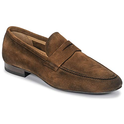 Brett & Sons Firice Slipper & Bootsschuhe Herren Braun - 44 - Slipper Shoes