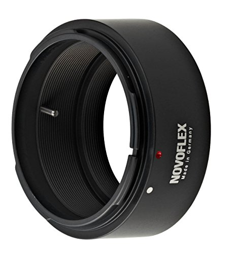 Novoflex - Adattatore per obiettivi Canon FD su Sony E-Mount Body (NEX/CAN)