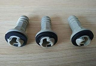 Nologo WYX-KTCHUSHUIGUAN, El acondicionador de Aire Parte el Adaptador de plástico de la Salida del Aire Acondicionado for el Tubo de Drenaje