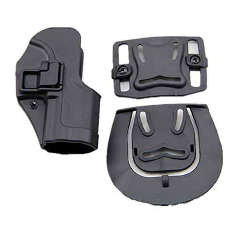 JOYASUS Taktische Airsoft Pistole Concealment Ziehen Rechtshänder Paddle Gürtel Tasche für H & K USP Compact