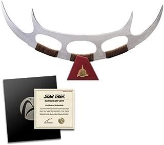 Roddenberry Star Trek Klingon Bat'leth 1:1 Scale Prop Replica