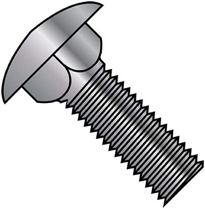 3 8-16X3 Carriage Bolt Galvanized Pack outlet Qty 200 BC-3748CG by Sh Store