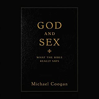 God and Sex audiobook cover art