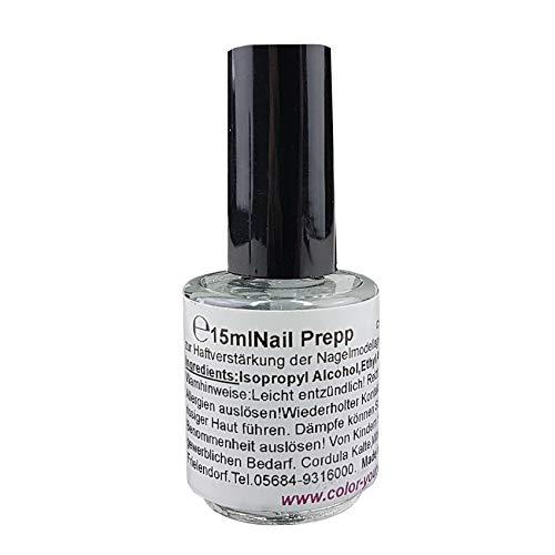 Nail Prepp dehydriert den Naturnagel made in Germany Fingernagel (15ml)