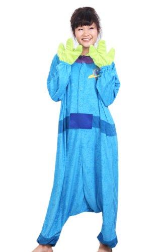 『【ノーブランド品】 キャラクター 着ぐるみ リトルグリーンメン』のトップ画像
