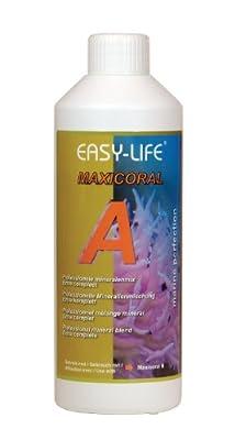 Easy Life Maxicoral A Traitement de l'eau pour Aquariophilie 500 ML