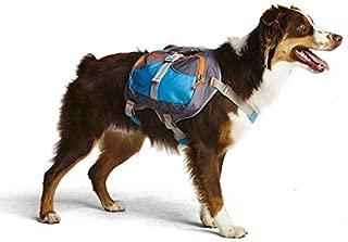 Cesar Millan Dog Backpack | Dog Saddle Bag for Dog Training | Dog Weight for Better Walking
