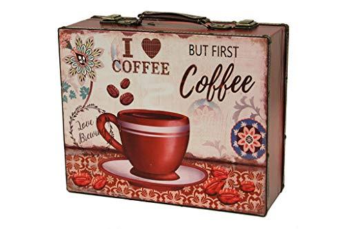 MIMBRE NATURAL Maleta Coffee (37 * 30 * 14)