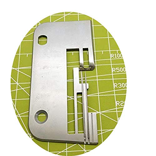 YICBOR Needle Plate #788601007 for Janome (Newhome) -534, 534DR, 634D MyLock, 644D, for Kenmore Serger,for Pfaff Serger Models