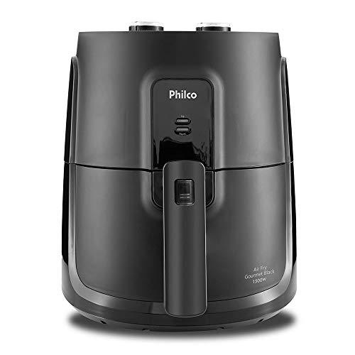 Fritadeira Air Fry Philco Pfr15p, 4l, 1500w, Preto 110v