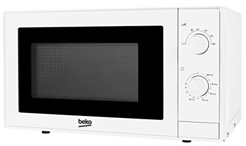 Beko MOC20100W Solo Microwave, 20 Litre, 700 W, White