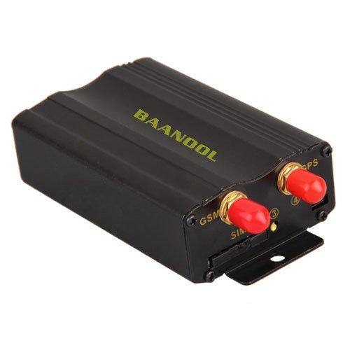 CARCHET - Localizador de satélites GSM GPR GPS. Antirrobo. Monitorización de posicionamiento. Alarma de emergencia en tiempo real para el coche