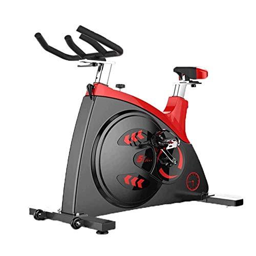 Cyclette diadora ellittica Biciclette da spinning, Esercizio di ultra-silenzioso biciclette, comodi cuscini |Morbidi braccioli |Staffe multifunzionali, coperta Perdita di casa Attrezzature bicicletta