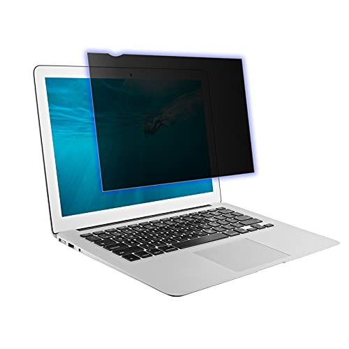 14 Inch Laptop Privacy Screen Filter for Widescreen Laptop, Anti Blue Light Screen Protector, Anti-Scratch Protector Film for Data confidentiality - 16:9 Aspect Ratio