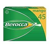 Berocca Energy Vitamin Tablets Mango Flavour