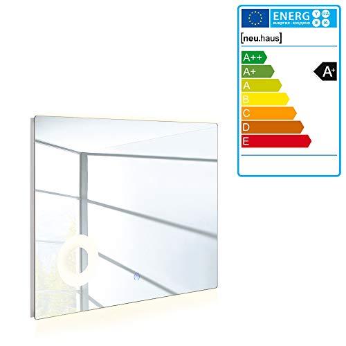 [neu.haus] LED - spiegelkast - model 2-60x120cm
