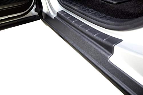 Bushwacker 14064 Trail Armor Rocker Panel for Dodge Crew Cab (Black, Pair)