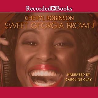 Sweet Georgia Brown audiobook cover art