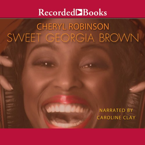 Sweet Georgia Brown audiobook cover art