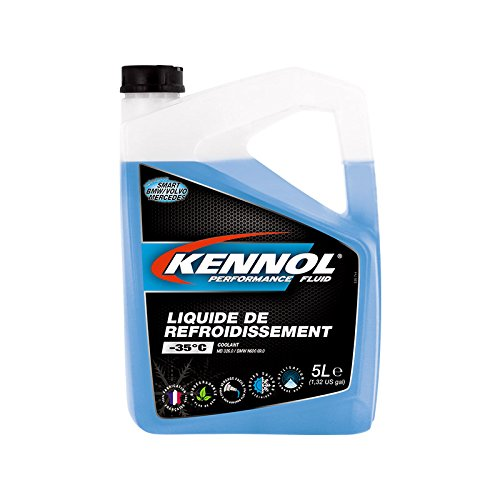 KENNOL 178693 Liquide de Refroidissement LR Bio MB-BMW-35°C