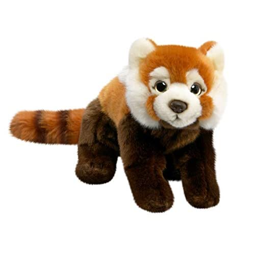 811da4e90 Red Panda, 9.5 inches, 14.5 inches with tail, 24cm, Plush Toy,