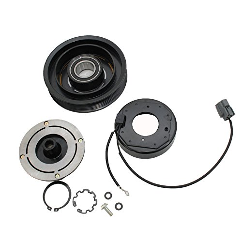Hex Autoparts A/C AC Compressor Clutch Repair Kit replacement for Acura MDX TL Honda Accord Odyssey Pilot