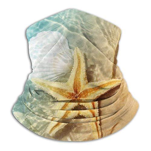 Randy-Shop halsdoek, zeester, schelp, zomer, strand, zeeman, zee