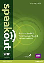 Speakout. Pre-intermediate. Student's book. Ediz. flexi. Per le Scuole superiori. Con 2 espansioni online: Speakout Pre-Intermediate 2nd Edition Flexi Students' Book 1 with MyEnglishLab Pack
