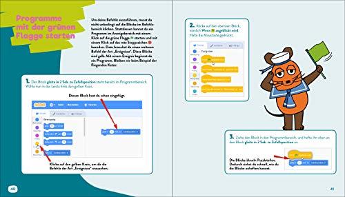Programmieren lernen mit der Maus – Scratch für Einsteiger - 5