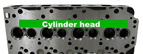 Gowe Zylinder Kopf für Mazda T35003.5D SL Zylinderkopf Osl01–10–100E für Mazda Titan 2TON Truck/T35003455CC 3.5D