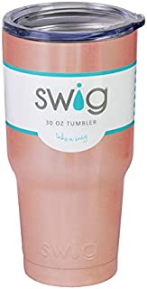Rose Gold Swig 30oz Tumbler