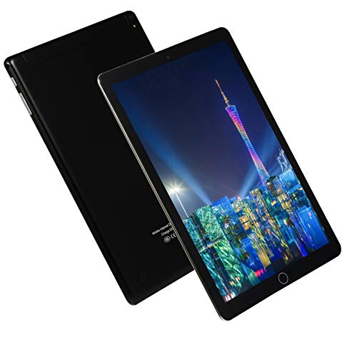 Tablet 10 Inch Android 8.0 Phablet 6GB RAM,64GB ROM(Expand to 128G) 10 Core Processor Tablet PC| Doule SIM | 1280*800 pixels | 8.0+13.0 MP Camera