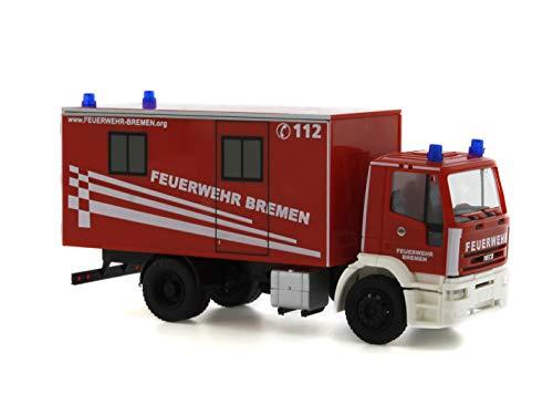 Rijze riem _ 60642 IVECO EUROTECH keuken winkelmandje FW Bremen schaal 1: 87 H0 gegoten model set