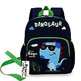 Benexi Mochila infantes Mochila Para niños , Mochilas pequeñas Mochilas escolares de dinosaurios...